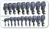 Thumbnail Yamaha 4MHU Outboard Motor Service Motor