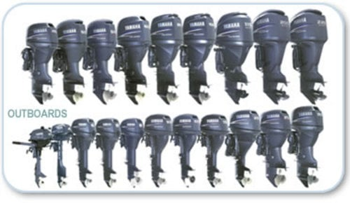 Product picture Yamaha S130X Outboard Motor Service Manual